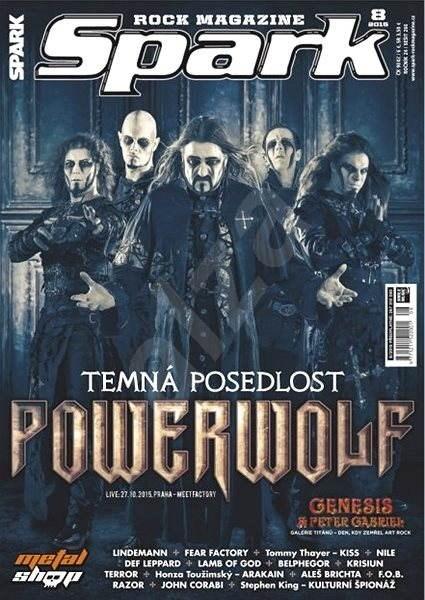 Spark - 8/2015 - Elektronický časopis