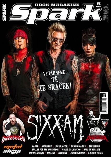 Spark - 05/2016 - Elektronický časopis