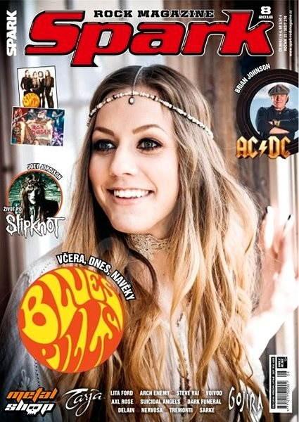 Spark - 8/2016 - Elektronický časopis