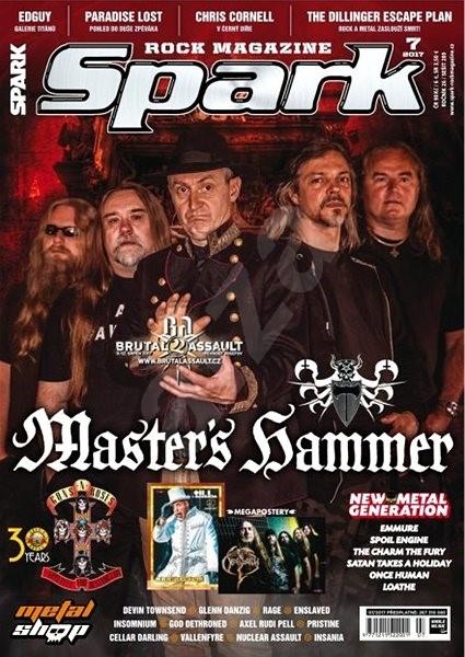 Spark - 7/2017 - Elektronický časopis