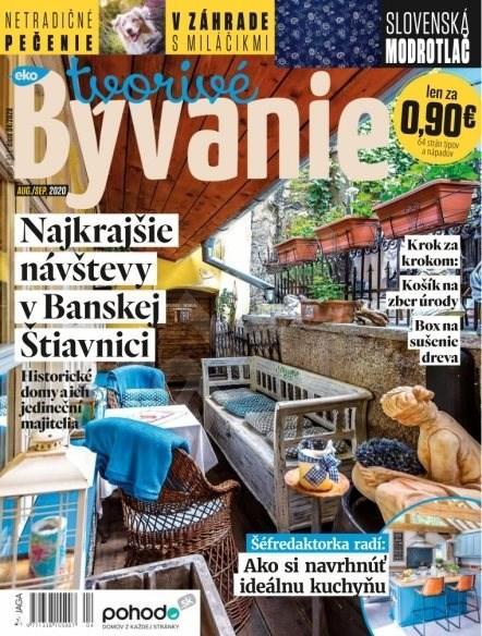 Tvorivé bývanie - 4/2020 - Elektronický časopis