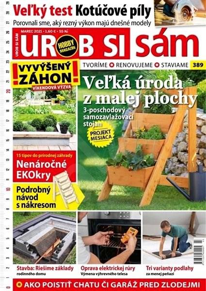 Urob si sám - 3/2021 - Elektronický časopis