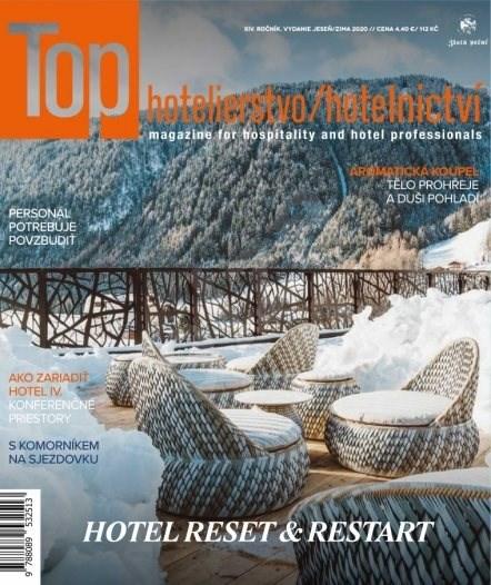 Top hotelierstvo  - Jeseň/Zima 2020/2021 - Elektronický časopis