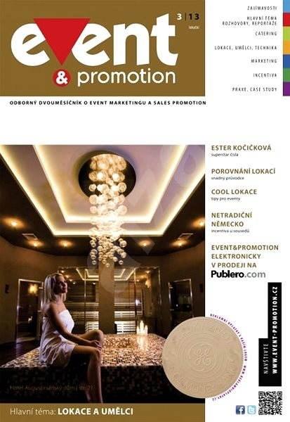 Event&promotion - 03/2013 - Elektronický časopis