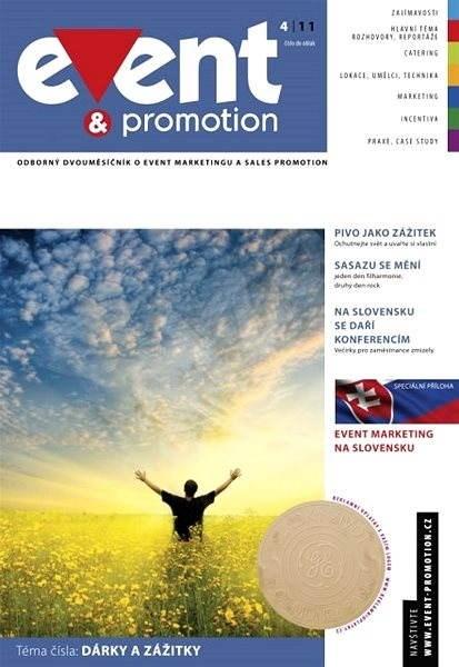 Event&promotion - 04/2011 - Elektronický časopis