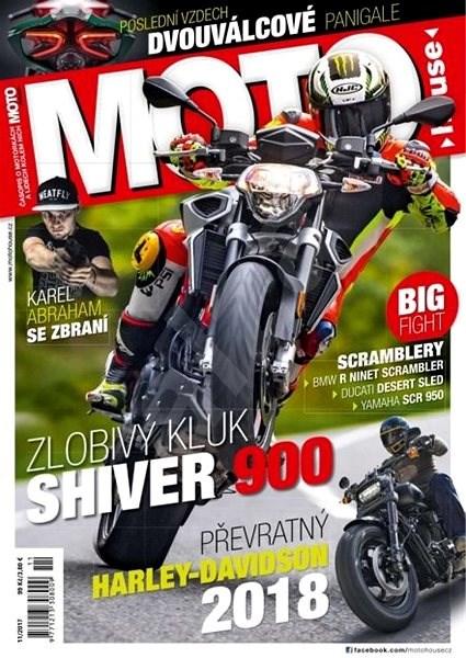 MOTOhouse - 11/2017 - Elektronický časopis