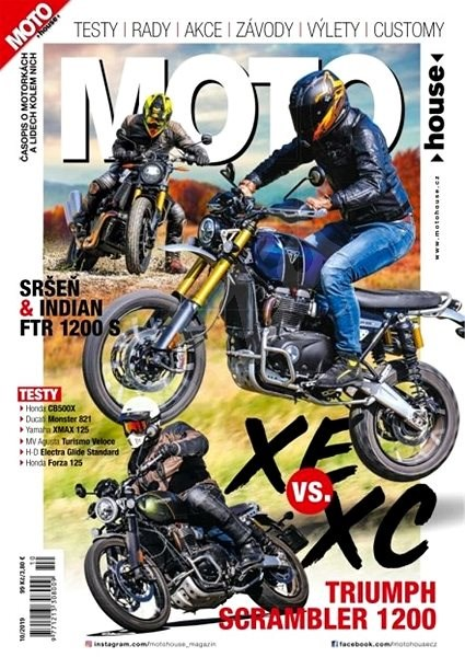 MOTOhouse - 10/2019 - Elektronický časopis