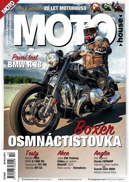 MOTOhouse - 10/2020 - Elektronický časopis