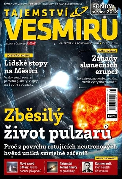 Tajemství VESMÍRU - 5/2018 - Elektronický časopis