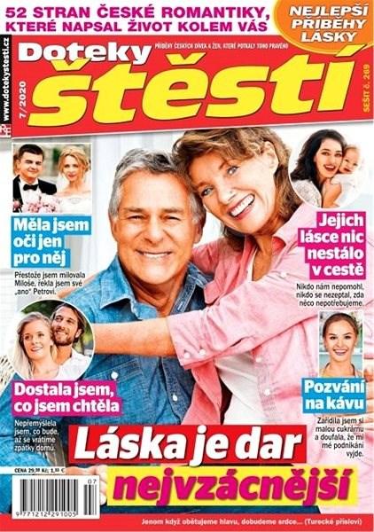 Doteky štěstí - 7/20 - Elektronický časopis