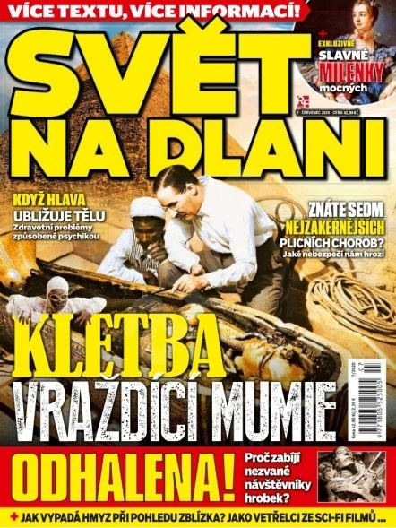 Svět na dlani - 7/20 - Elektronický časopis