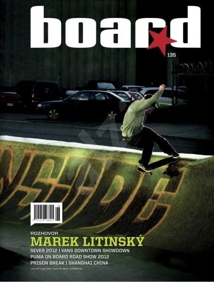 Board - Board 135 - Elektronický časopis