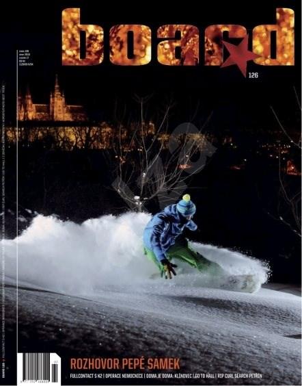 Board - Board 126 - Elektronický časopis
