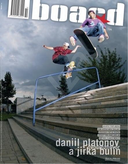 Board - Board 124 - Elektronický časopis