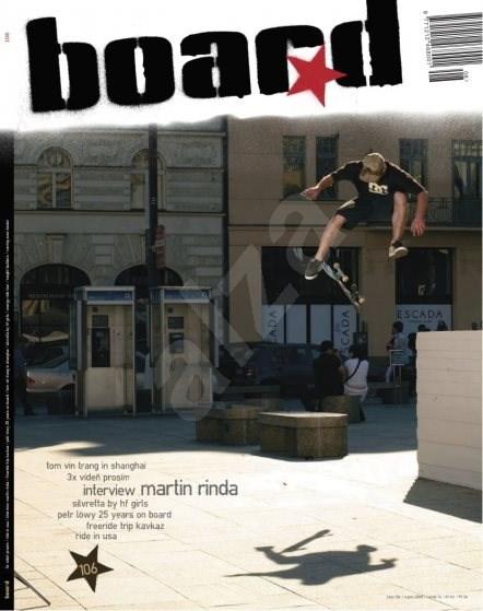 Board - Board 106 - Elektronický časopis