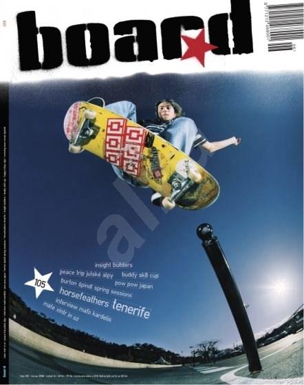 Board - Board 105 - Elektronický časopis