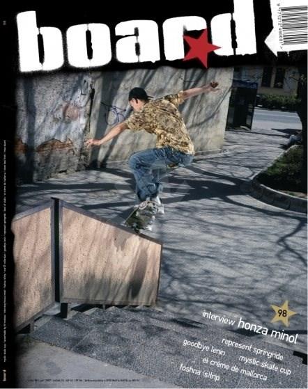 Board - Board 98 - Elektronický časopis