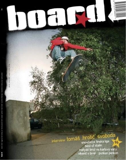 Board - Board 96 - Elektronický časopis