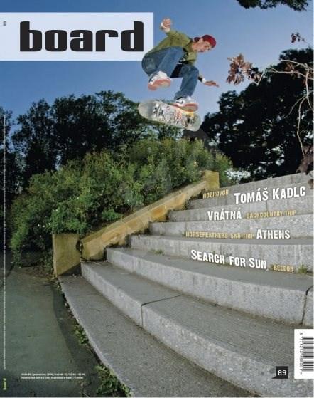 Board - Board 89 - Elektronický časopis
