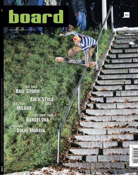 Board - Board 85 - Elektronický časopis