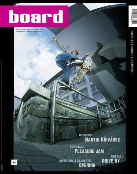 Board - Board 84 - Elektronický časopis