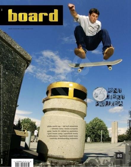 Board - Board 80 - Elektronický časopis