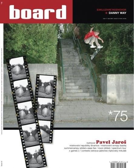 Board - Board 75 - Elektronický časopis