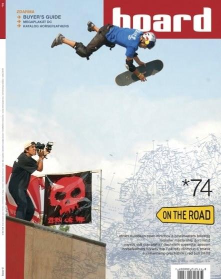 Board - Board 74 - Elektronický časopis