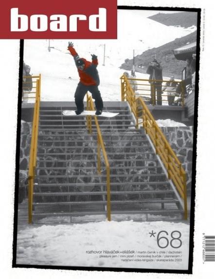 Board - Board 68 - Elektronický časopis