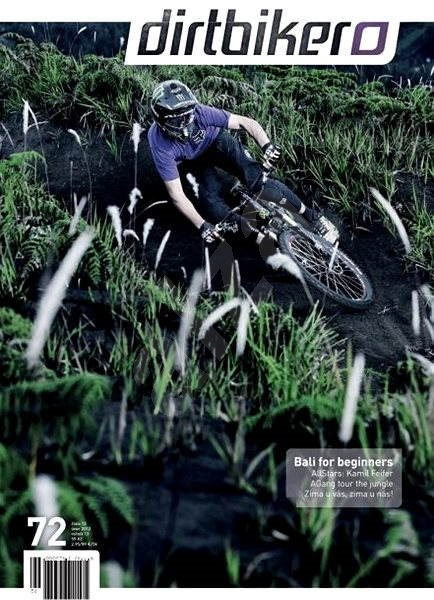 Dirtbiker - Dirtbiker 72 - Elektronický časopis