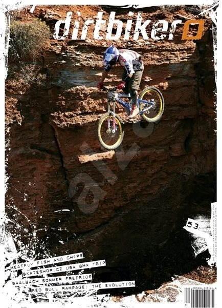 Dirtbiker - Dirtbiker 53 - Elektronický časopis