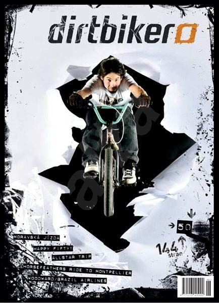 Dirtbiker - Dirtbiker 50 - Elektronický časopis