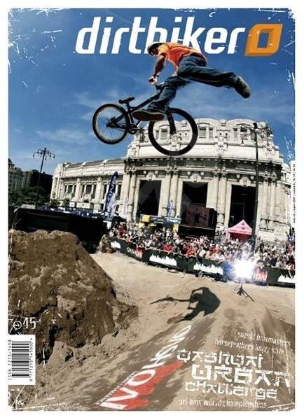 Dirtbiker - Dirtbiker 45 - Elektronický časopis