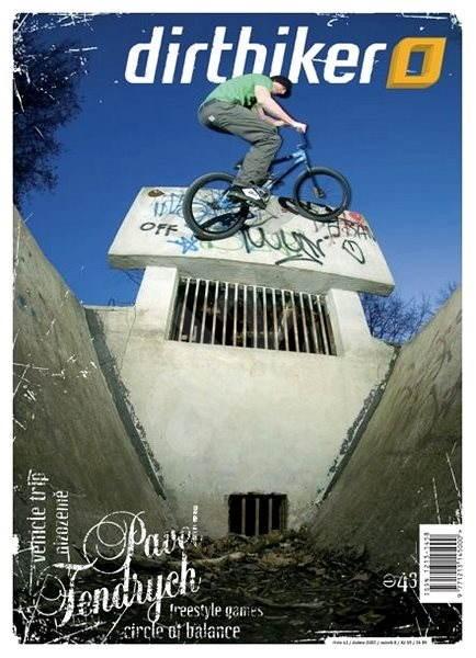 Dirtbiker - Dirtbiker 43 - Elektronický časopis