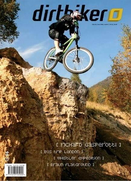 Dirtbiker - Dirtbiker 36 - Elektronický časopis