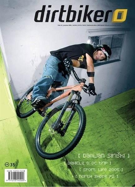 Dirtbiker - Dirtbiker 35 - Elektronický časopis