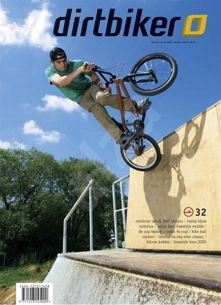 Dirtbiker - Dirtbiker 32 - Elektronický časopis