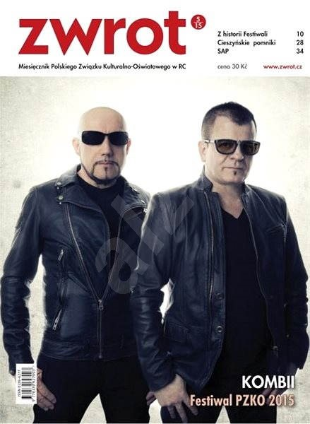 Zwrot - 5/2015 - Elektronický časopis