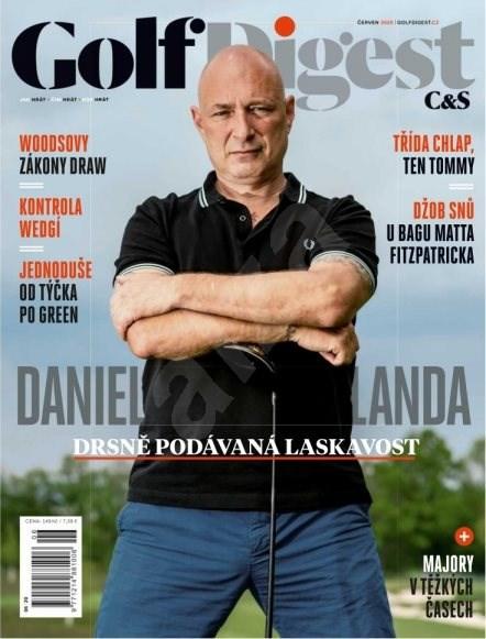 Golf Digest C&S - 06/2020 - Elektronický časopis