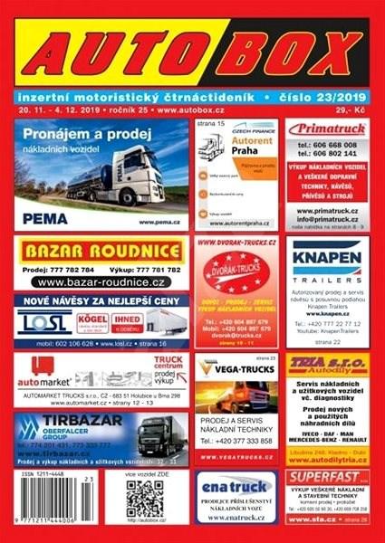 časopis Autobox