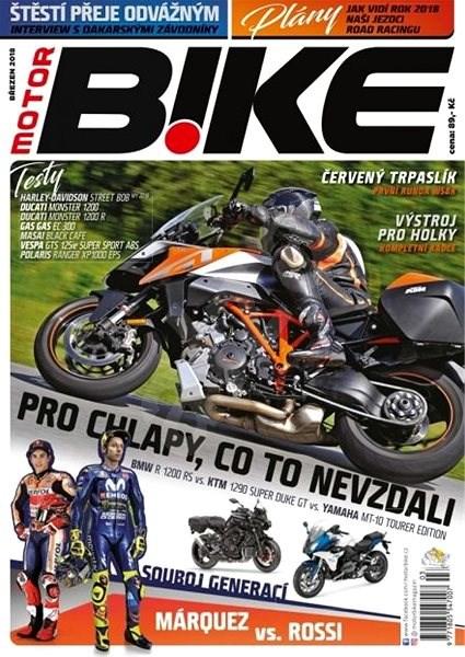MotorBike - 03/2018 - Elektronický časopis
