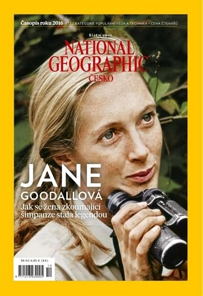 National Geographic - 10/2017 - Elektronický časopis