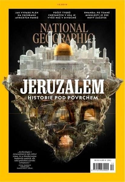 National Geographic - 12/2019 - Elektronický časopis