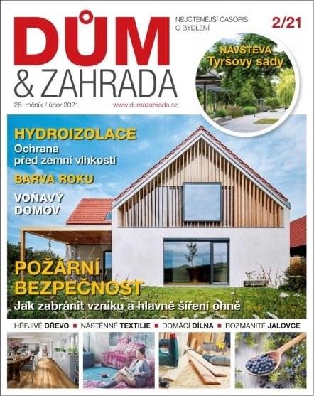Dům a zahrada - 2/2021 - Elektronický časopis