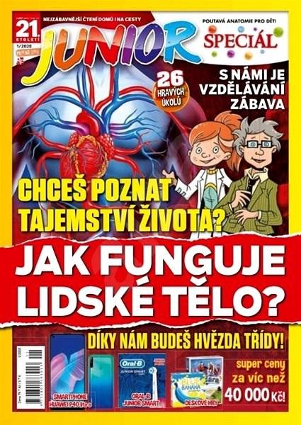 21. století Junior Special - 1/20 - Elektronický časopis