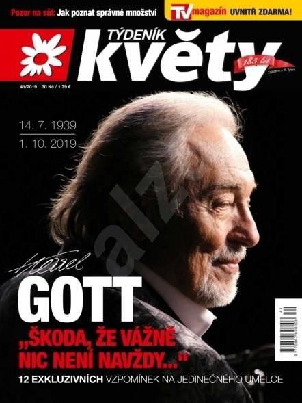 Týdeník Květy - 41/2019 - Elektronický časopis