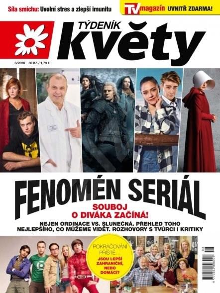 Týdeník Květy - 8/2020 - Elektronický časopis