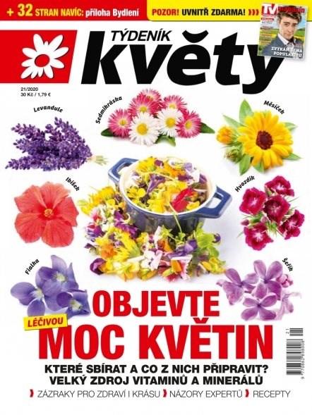 Týdeník Květy - 21/2020 - Elektronický časopis