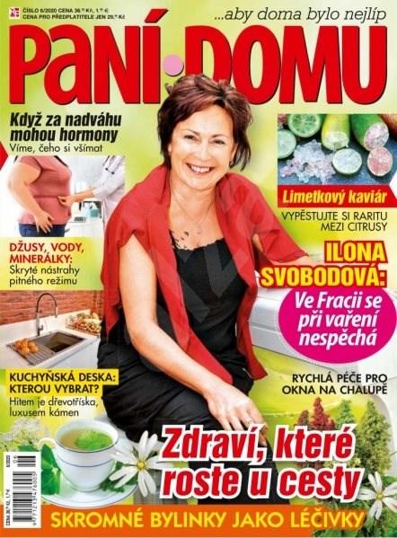Paní domu - 6/20 - Elektronický časopis