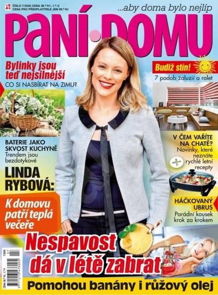 Paní domu - 7/20 - Elektronický časopis